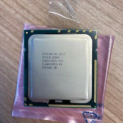 Intel® Xeon® Processor W3520 8M Cache, 2.66 GHz, 4.80 GT/s Intel® QPI