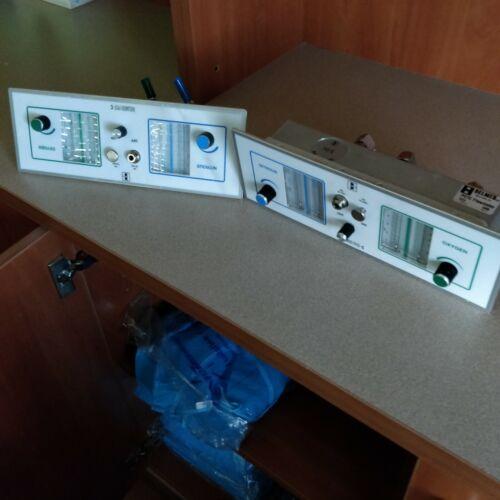 Belmed PC7-C Flushmount Flowmeter