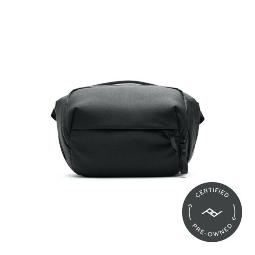 Peak Design Everyday Sling 5L V1 Black - PD Certified