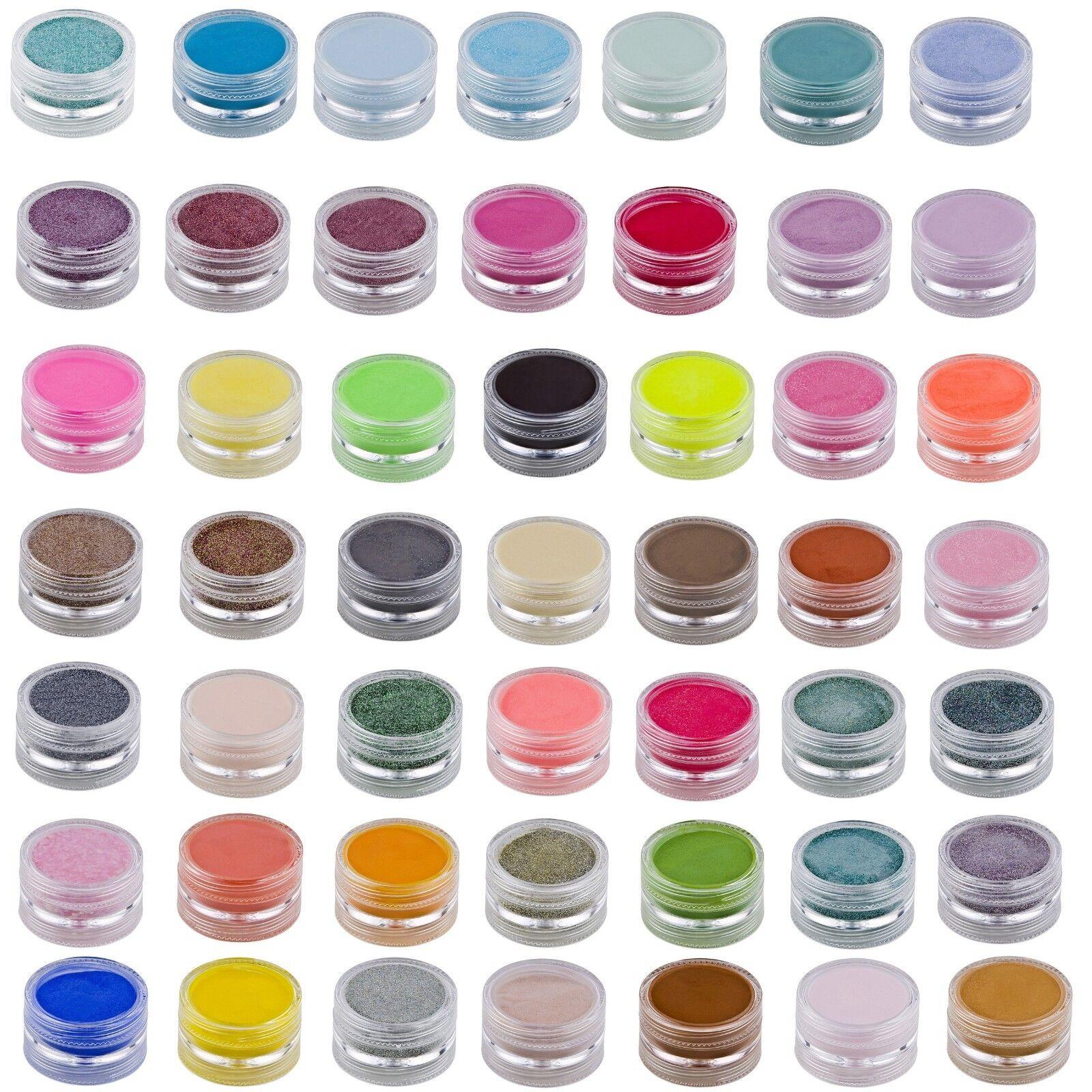1x Acryl Pulver Fingernägel Füße Modellage Acryl-Puder Fingernagel Nails Nägel