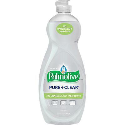 Colgate Palmolive Dishwashing Detergent F Manual Liquid 32 5 Oz Clear 04272