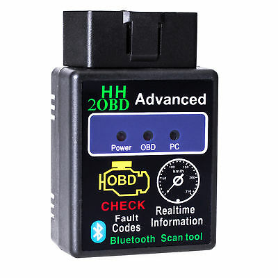 Bluetooth Diagnose Scanner CAN BUS Interface OBD 2 OBD2 II für Android Handys Et Bluetooth