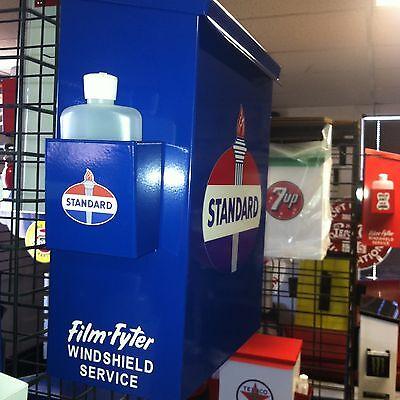 STANDARD OIL 1950S GAS  STATION TOWEL BOX DISPENSER NEW