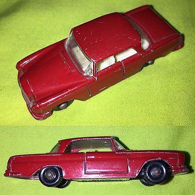 Matchbox Lesney #53 Mercedes Benz 220 SE 1963