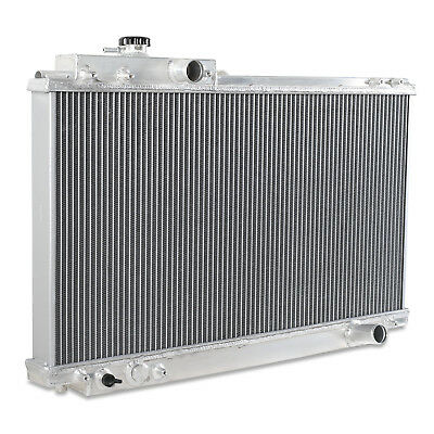 50mm ALUMINIUM ALLOY  RADIATOR RAD FOR TOYOTA SUPRA TURBO MK4 JZA80 3.0 TURBO