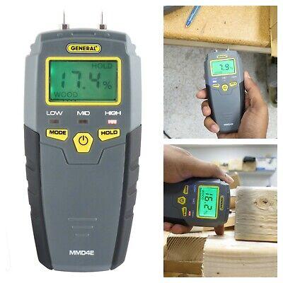 New Digital Moisture Meter Water Leak Detector Moisture Tester Content Alerts