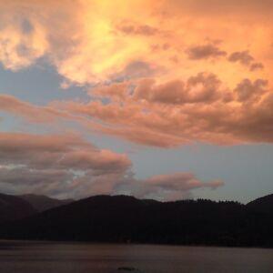 Waterfront  Christina Lake BC