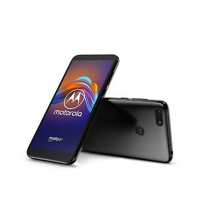 "Motorola Moto E6 play Handy 32GB LTE Android 9.0 Smartphone 5,5"" 13 MPX schwarz"