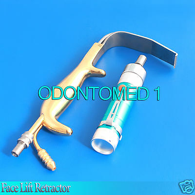 Face Lift Retractor With Reverse Handle Plastic Surgery Instruments Bst-03