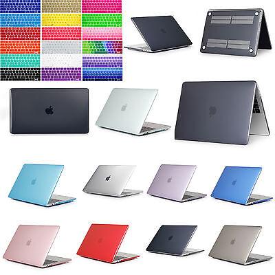 "Crystal Hard Case Keyboard Cover Skin for Macbook Air 13/11 Pro 13/15 Retina 12"""