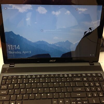 Acer Aspire 5733 ***FULLY FUNCTIONAL*** Win10 Home/i3/2.4GHz/500GB/4GB