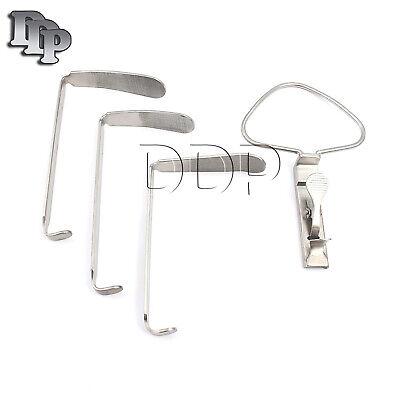 Mcivor Mouth Gag Surgical Dental Ent Instruments