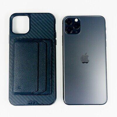 Unlocked Space Gray iPhone 11 Pro Max 256gb