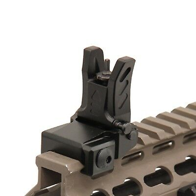 UTG Leapers MNT-755 Low Profile Flip-Up Front Sight fits Picatinny Mounts