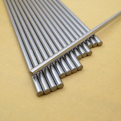 8mm 3d Printer Parts Reprap Chromed Cnc Shaft Smooth Rod Round Bar Steel 45