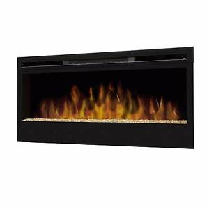 Ex Display Dimplex 50inch Synergy Wall-Mounted Electric Fire Caringbah Sutherland Area Preview