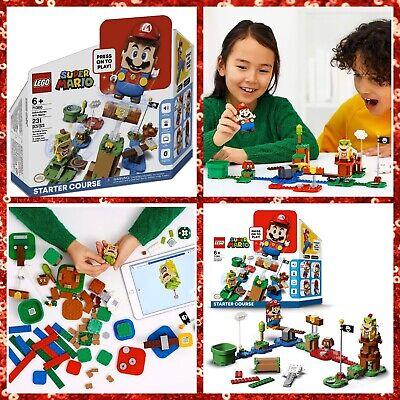 LEGO Super Mario Adventures with Mario Starter Course Building Kit 71360
