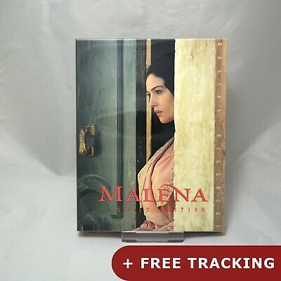 Malena .Blu-ray w/ Slipcover . Uncut Version