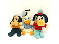 """3/"""" Disney babies baby daisy duck toy star fabric applique iron on character"""