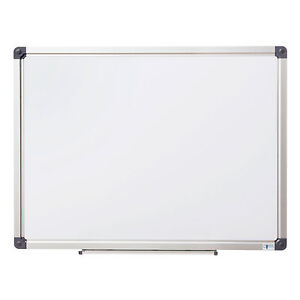 whiteboard magnettafel wandtafel 120 x 90 cm lackiert ebay. Black Bedroom Furniture Sets. Home Design Ideas