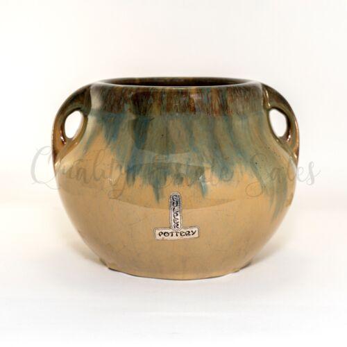 Arts Crafts Mission Fulper Pottery Flambe Vase (Great Form 4008)
