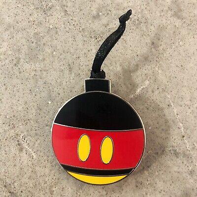 2020 Disney Parks Advent Calendar Mickey Mouse Ornament Pin LR