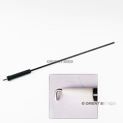 Om 0326 Laparoscopic Laparoscopy Monopolar L-hook Electrode 5x330mm