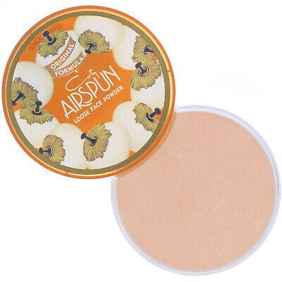 COTY, Airspun, Loose Face Powder, Rosey Beige 070-22, 2.3 oz (65 g)