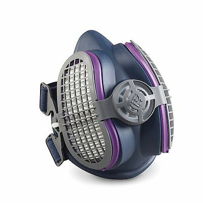 Miller Lpr-100 Half Mask Respirator Ml00894 Sm