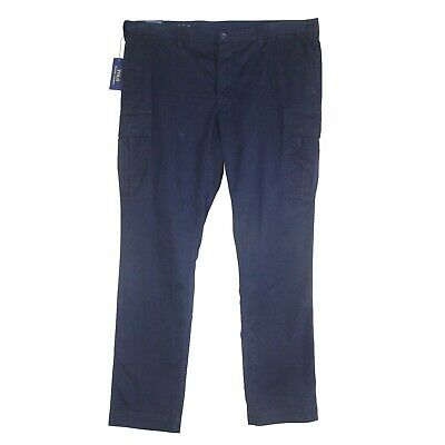 Polo Ralph Lauren Stretch Slim Fit Chinos Man Pants More Color Available