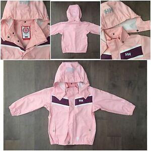 HELLY HANSEN Rain Coat size 104/4 $25 LIKE NEW