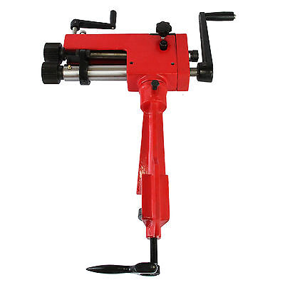 Bead Roller Jenny Bench Swage Rotary Hand Tool Dies Manual Sheet Metalwork Tool