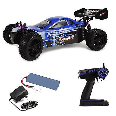 RC Amewi HSP Buggy Booster Brushed 4WD elektro 1:10 RTR 2,4GHz Akku, Ladegerät