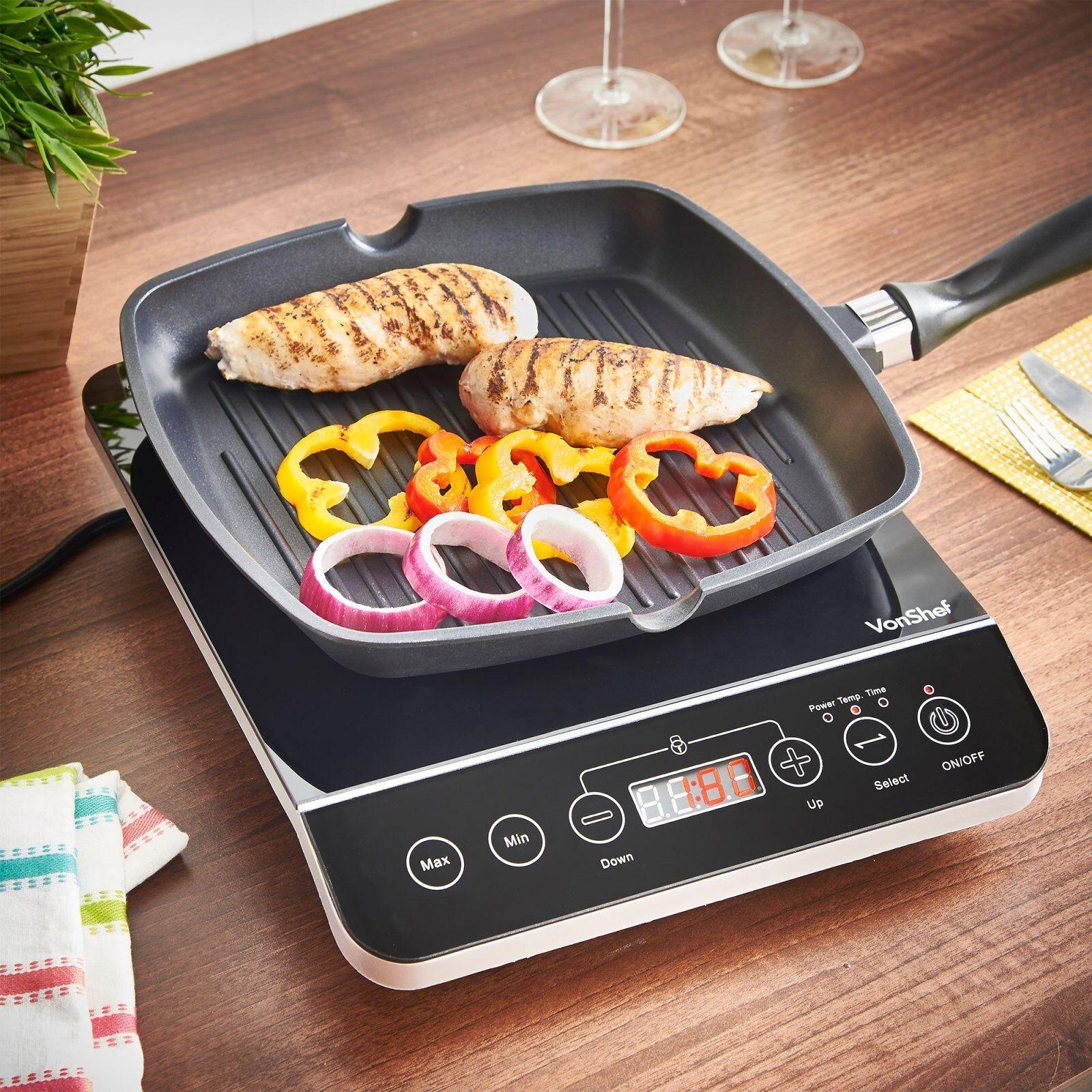 Single Portable Ceramic Cooktop