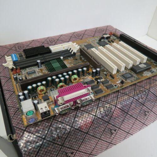 ABIT,BE6 II, PENTIUM III ATX MAINBOARD ULTRA DMA66 HPT366 chipset 1.0