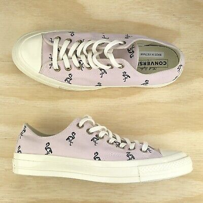 Converse Chuck Taylor All Star 70 Ox Low Top Pink Rose Flamingo 160506C Size