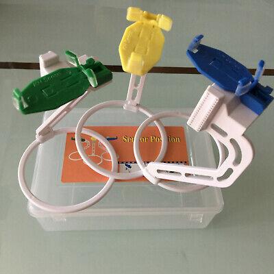 1 Sets Dental Plastic Digital X Ray Film Sensor Positioner Holder Positioning