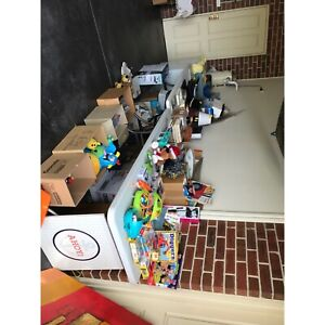 Garage Sale! Everything must go today! 13th Oct