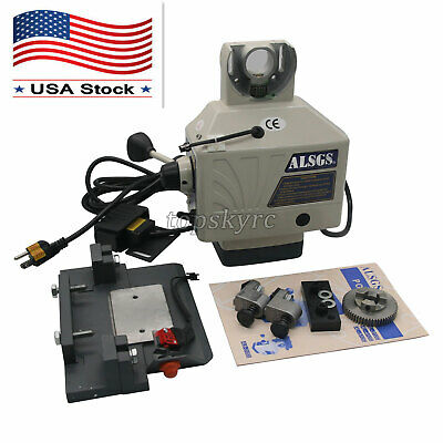 Alsgs 110v Power Feed For Horizontal Milling Machine X Y Axis Alb-310sx Tpsus