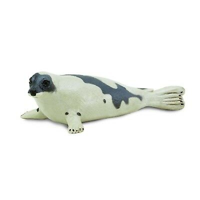 Harp Seal Wild Safari Animal Figure Safari Ltd NEW Toy (Wild Animal Figure)