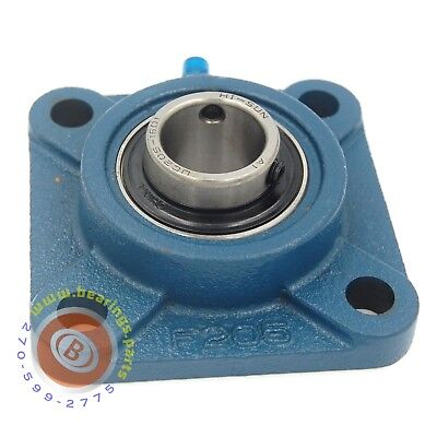 Ucf205-16 1 Inch 4 Bolts Pillow Block Flange Bearing Self-aligning