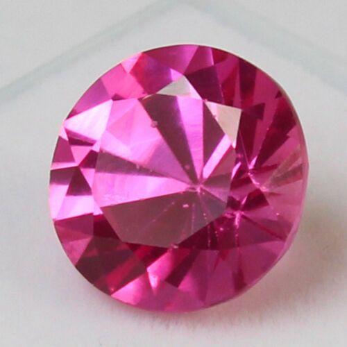 Natural Unheated 8.15 Ct Certified Utah Red Beryl Bixbite Diamond Cut Gemstones