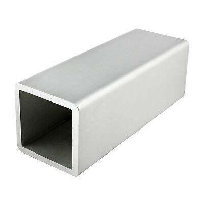 8020 Inc Mill Finish Aluminum 1.5 X 1.5 Square Tube Part 8116 X 36 Long N