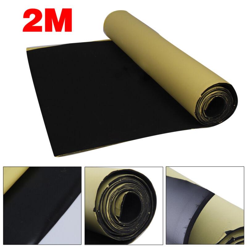 Car Parts - 2M Roll Cell Foam Car Sound Proofing Deadening Motorhome Van InsulationHeat Mat