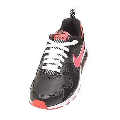 New Nike Air Max Trax Gs Kids Youth Womens Running Shoes Black Punch 644470 003