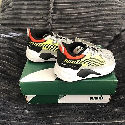 Puma RS-X INFANT SIZE 3 TRAINERS BRAND NEW