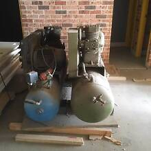 10HP Air Compressor/TAC 3 Phase Induction Motor Minchinbury Blacktown Area Preview