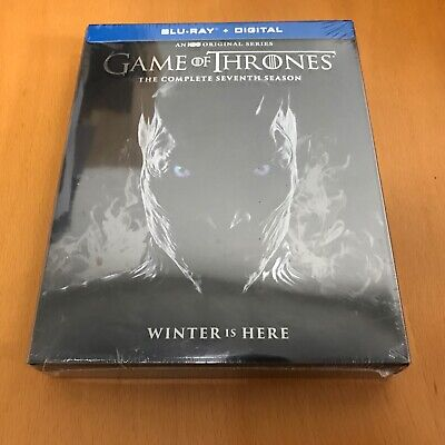 Game of Thrones:‼The Complete Seventh Season(Blu-ray,+Digital)**
