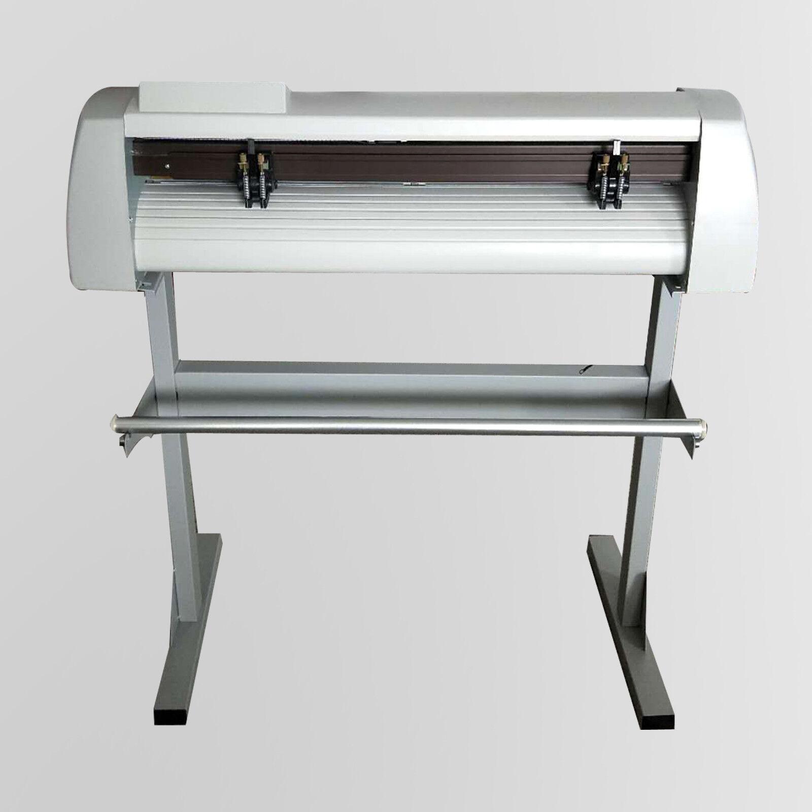 "28"" GJD Cutting Plotter Vinyl Cutter Aluminum Stand One Value GJD-800"