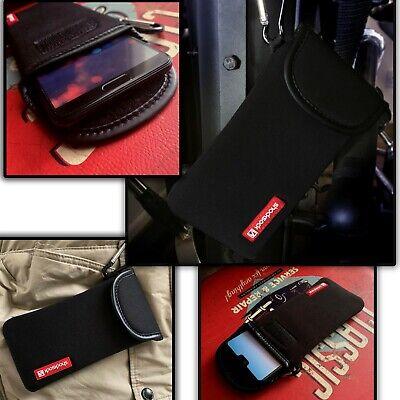 MICROSOFT LUMIA 520 ShockSock Pouch Case Durable High Strength Neoprene  na sprzedaż  Wysyłka do Poland